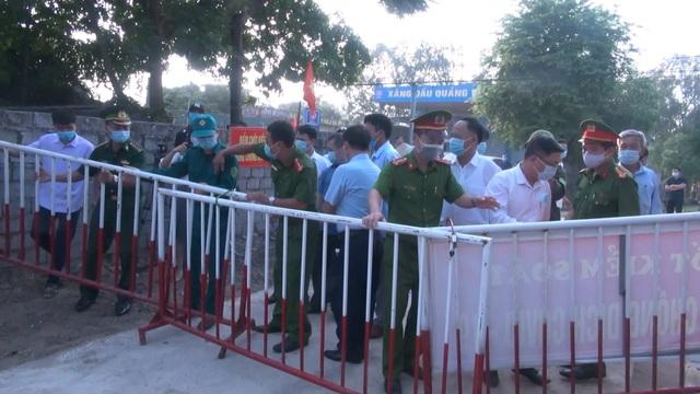 Sầm Sơn dỡ bỏ phong tỏa cách ly y tế nơi ở của BN748 - Ảnh 2.