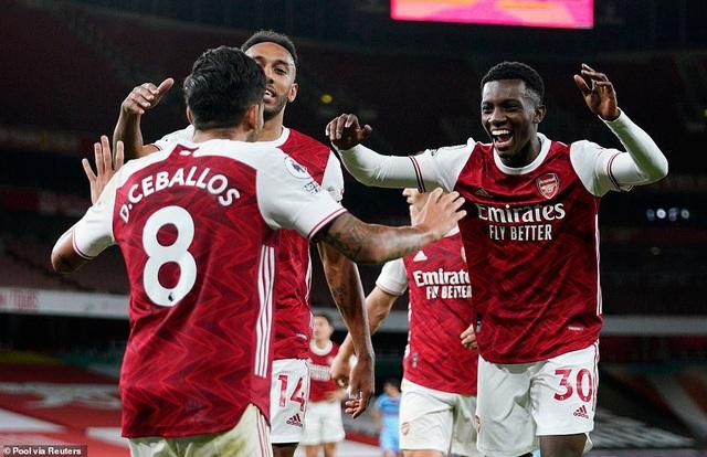 Arsenal 2-1 West Ham: 3 điểm nhọc nhằn - Ảnh 2.