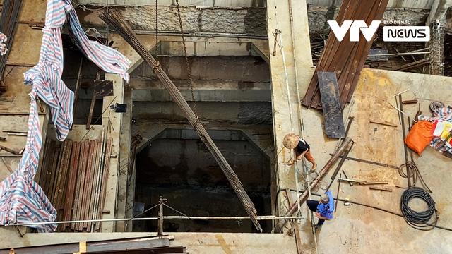Công trình nhà dân có 4 tầng hầm ở Hà Nội: Cấp phép theo tiêu chuẩn bị hủy bỏ từ 16 năm trước? - Ảnh 1.