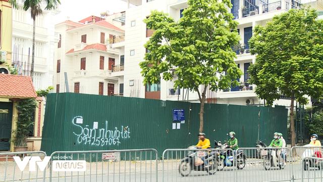 Công trình nhà dân có 4 tầng hầm ở Hà Nội: Cấp phép theo tiêu chuẩn bị hủy bỏ từ 16 năm trước? - Ảnh 4.