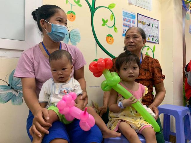 Quỹ Tấm lòng Việt cùng đơn vị thiện nguyện tổ chức Trung thu cho em cho các bệnh nhi tim bẩm sinh - Ảnh 7.