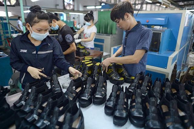 """Nguyên phụ liệu - """"nút thắt"""" của ngành công nghiệp da giày Việt Nam - ảnh 1"""