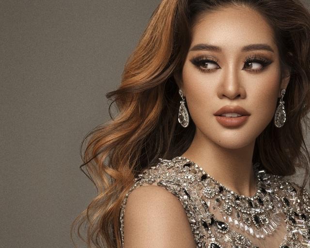 """Hoa hậu Khánh Vân biến hóa hình ảnh """"công chúa – nữ hoàng"""" - Ảnh 4."""