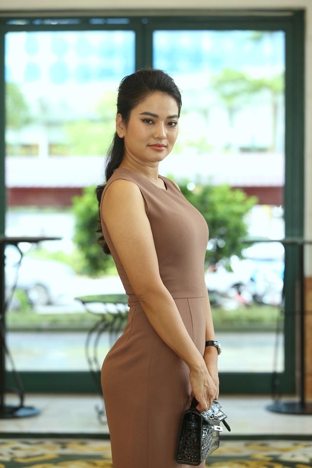 Thu Quỳnh hoá tiểu tam, người mẫu Thuý Hằng trở lại màn ảnh sau 5 năm mất tích - Ảnh 10.