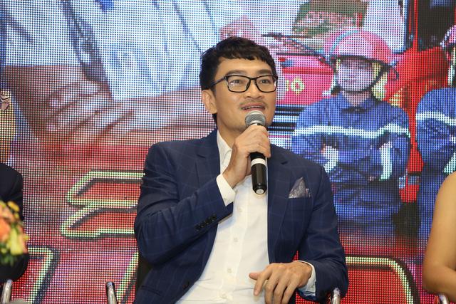 Trương Minh Quốc Thái xa gia đình nửa năm để đóng Lửa ấm - Ảnh 3.