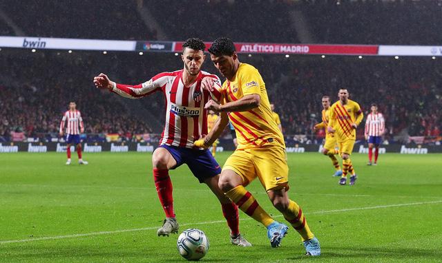 Luis Suarez sắp ký hợp đồng với Atletico Madrid - Ảnh 1.