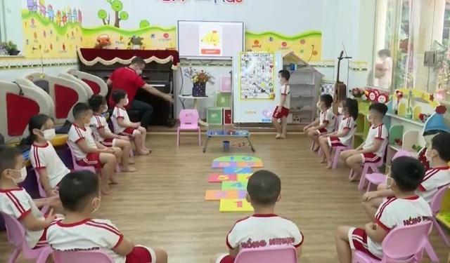 Toàn bộ học sinh ở Đà Nẵng đi học trở lại - Ảnh 1.