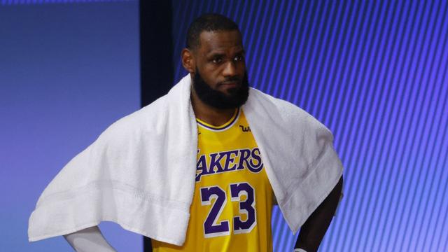 Lebron James thất vọng về cách thức bình chọn cầu thủ xuất sắc nhất NBA - Ảnh 1.