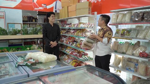 Sitcom Khu dân cư rắc rối: Chuyện an toàn thực phẩm khiến các bà nội chợ sốt xình xịch - Ảnh 1.