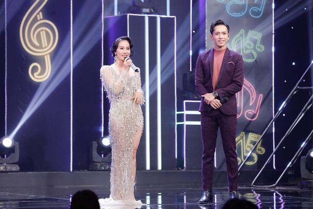 2 lần phẫu thuật dây thanh quản, vợ cũ MC Thành Trung bất ngờ trở lại sân khấu với con gái - Ảnh 3.