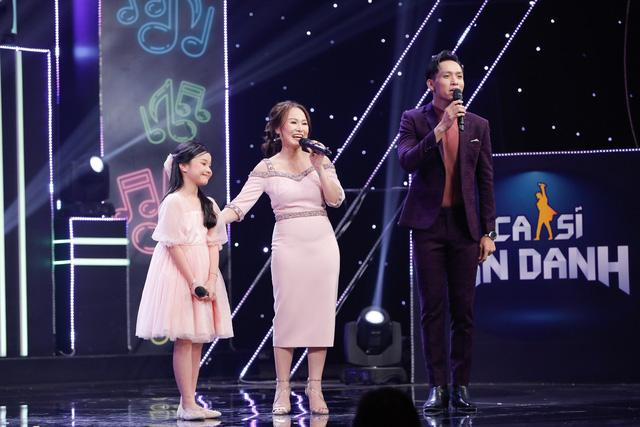 2 lần phẫu thuật dây thanh quản, vợ cũ MC Thành Trung bất ngờ trở lại sân khấu với con gái - Ảnh 7.