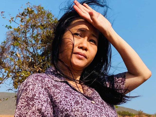 Bất ngờ trước vẻ tươi trẻ của diễn viên Kim Huyền Cát đỏ ngoài đời - ảnh 2
