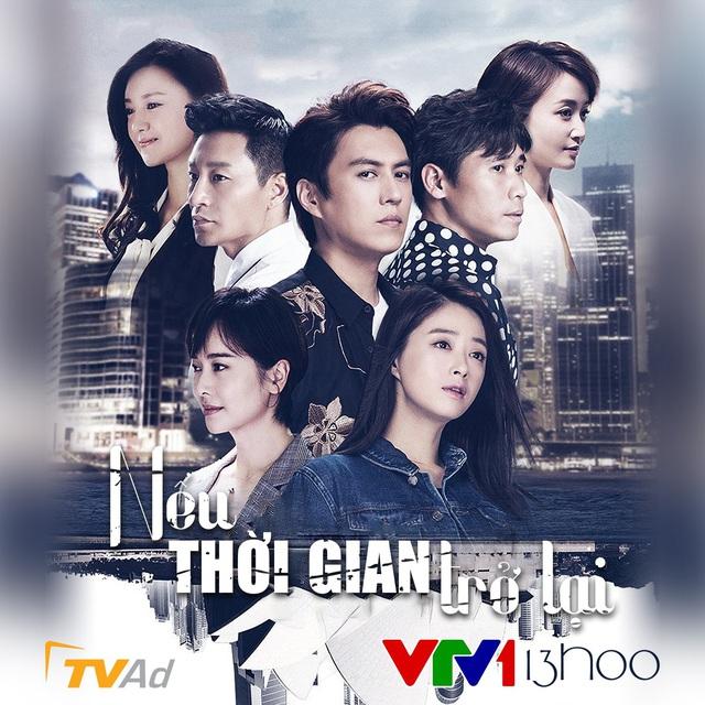 Phim mới Nếu thời gian trở lại lên sóng VTV1 - Ảnh 1.