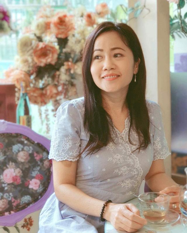Bất ngờ trước vẻ tươi trẻ của diễn viên Kim Huyền Cát đỏ ngoài đời - ảnh 6
