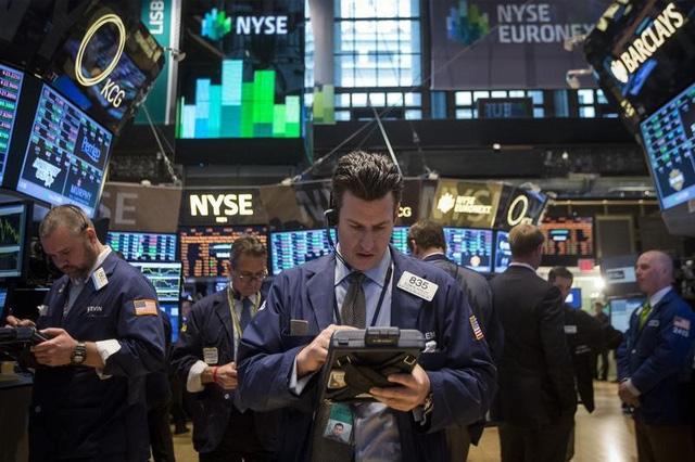 Thị trường chứng khoán, hàng hóa Mỹ chìm trong sắc đỏ - Ảnh 1.