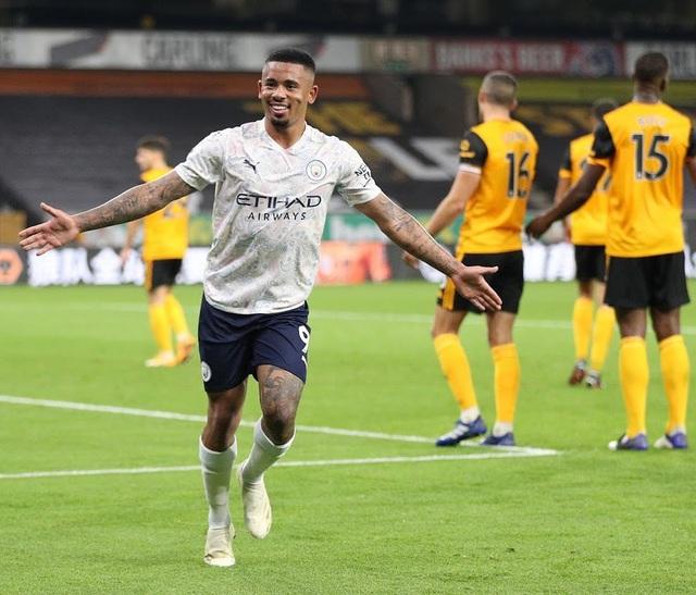 Wolverhampton 1-3 Man City: Khởi đầu thuận lợi cho á quân Ngoại hạng Anh - Ảnh 4.