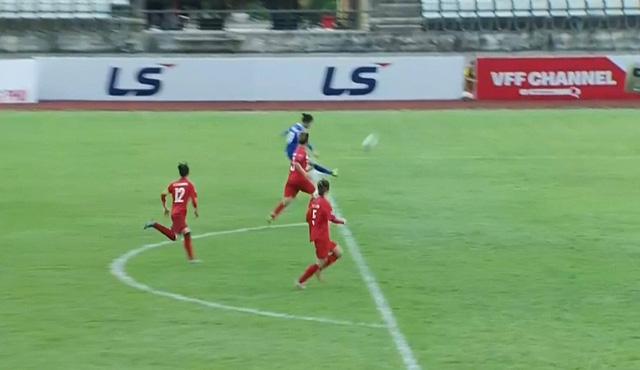 Phong Phú Hà Nam 3-3 Thái Nguyên T&T: Trận hòa kịch tính - Ảnh 1.