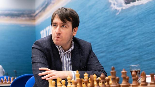 Lê Quang Liêm thắng nhà vô địch thế giới - Ảnh 1.