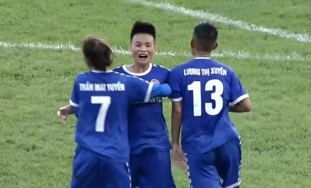 Phong Phú Hà Nam 3-3 Thái Nguyên T&T: Trận hòa kịch tính - Ảnh 3.