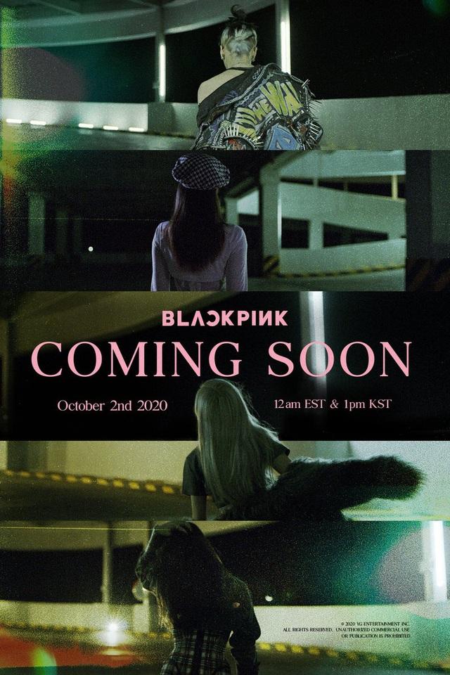 BLACKPINK lần đầu hé lộ teaser cho album đầu tay - Ảnh 1.