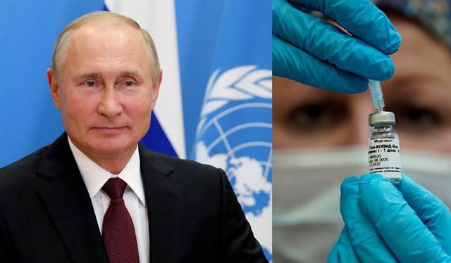 Nga đề xuất cung cấp vaccine COVID-19 miễn phí cho nhân viên Liên Hợp Quốc - Ảnh 1.