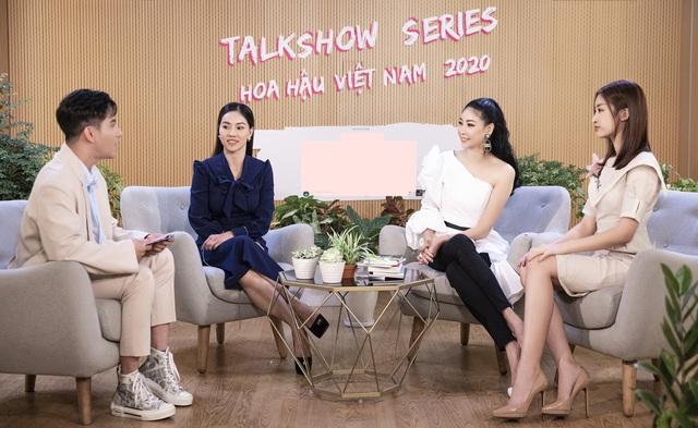 Hoa hậu Hà Kiều Anh tiết lộ lúc đăng quang, khóc đến rơi cả lông mi - Ảnh 1.