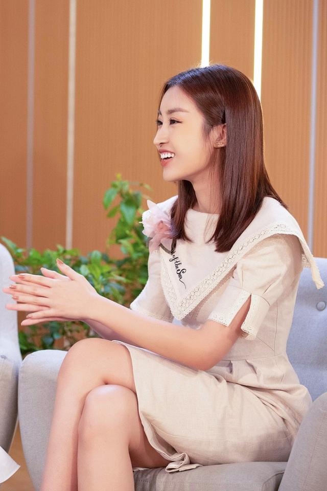 Hoa hậu Hà Kiều Anh tiết lộ lúc đăng quang, khóc đến rơi cả lông mi - Ảnh 3.