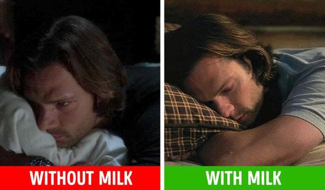 Tiết lộ bất ngờ về thói quen uống sữa trước khi đi ngủ - Ảnh 3.