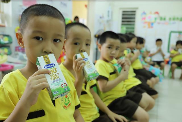 Sữa học đường đồng hành cùng học sinh Đà Nẵng sau giãn cách - Ảnh 5.