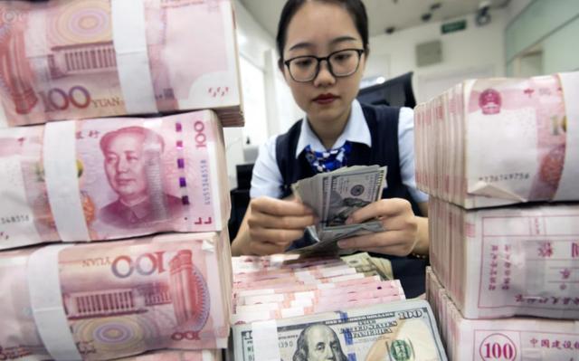 Các vụ vỡ nợ bằng đồng USD của Trung Quốc tăng cao - Ảnh 1.