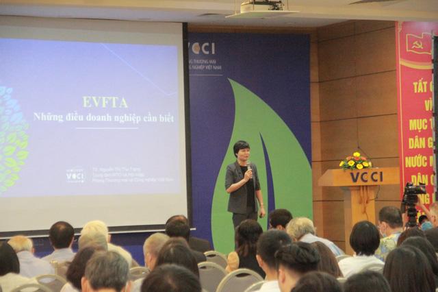 EVFTA không chỉ là nơi xuất con tôm, bán cân gạo - Ảnh 2.