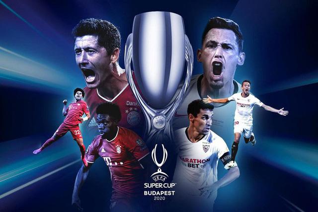 Bayern Munich – Sevilla: Siêu cúp châu Âu sẽ đón 20.000 khán giả vào sân - Ảnh 2.