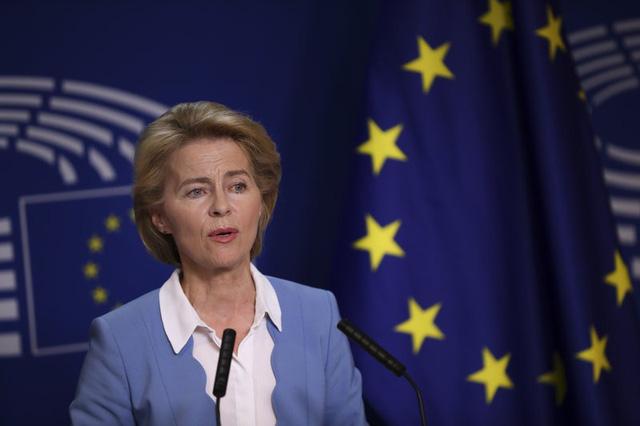 Châu Âu công bố chính sách mới về nhập cư và tị nạn - ảnh 1
