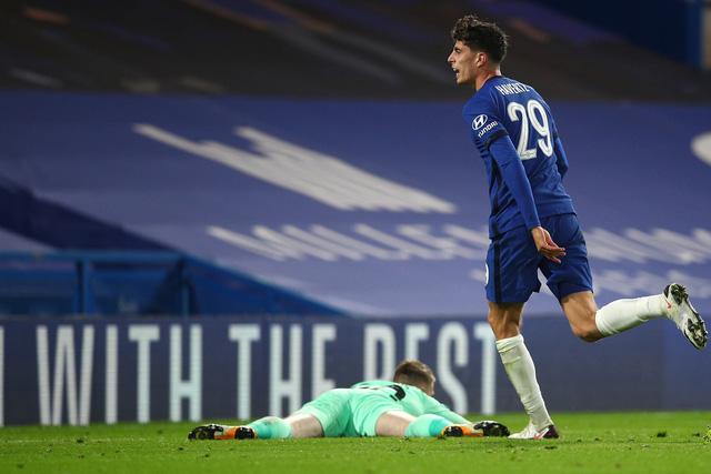 Cúp Liên đoàn Anh: Havertz lập hat-trick, Chelsea thắng đậm Barnsley - Ảnh 2.