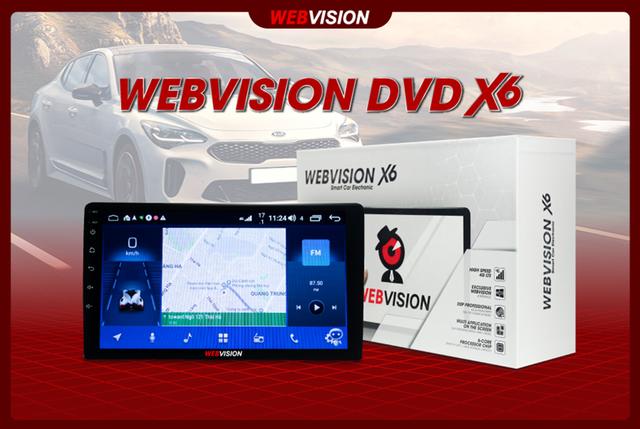 Điều gì khiến Webvision DVD X chiếm lĩnh thị trường phụ kiện ôtô? - Ảnh 2.