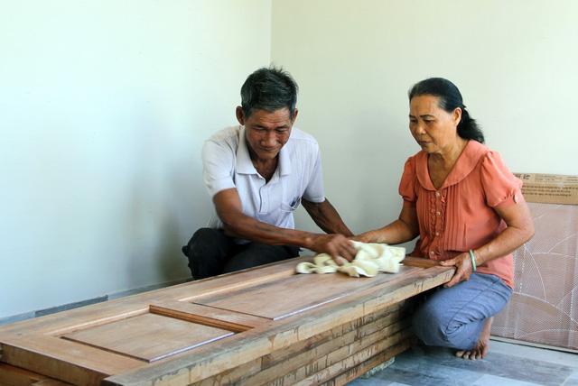 Hỗ trợ xây dựng, sửa chữa nhà ở cho người có công với cách mạng - Ảnh 1.
