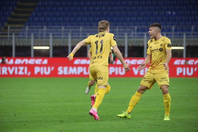 AC Milan thắng kịch tính Bodo Glimt ở vòng loại thứ 3 Europa League - Ảnh 5.