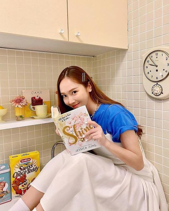 Jessica không muốn nhận là cựu thành viên SNSD - Ảnh 1.