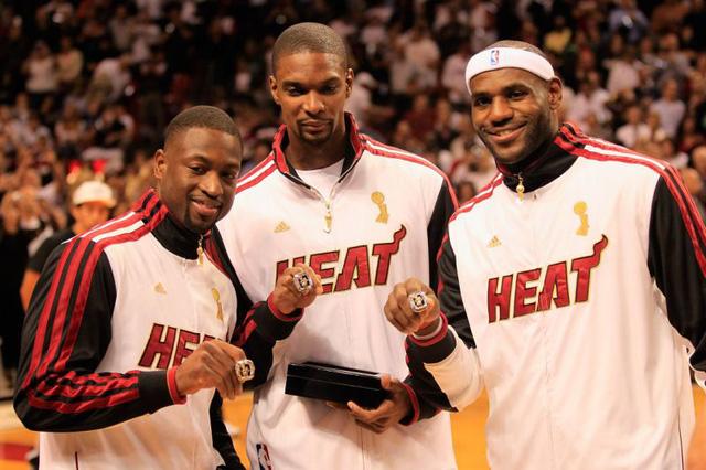 Hành trình tái thiết sau hơn nửa thập kỷ của Miami Heat - Ảnh 1.