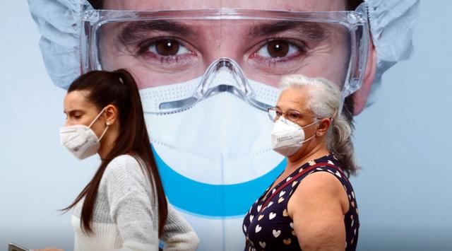 Châu Âu cảnh báo mối nguy dịch bệnh kép COVID-19 và cúm mùa - Ảnh 1.