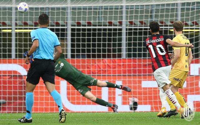 AC Milan thắng kịch tính Bodo Glimt ở vòng loại thứ 3 Europa League - Ảnh 4.