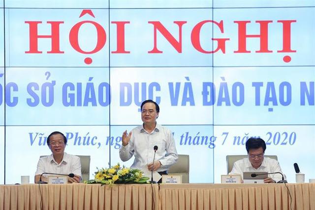 Bộ Giáo dục và Đào tạo phân công lại nhiệm vụ Bộ trưởng và các Thứ trưởng - Ảnh 1.