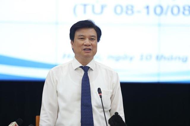Bộ Giáo dục và Đào tạo phân công lại nhiệm vụ Bộ trưởng và các Thứ trưởng - Ảnh 2.