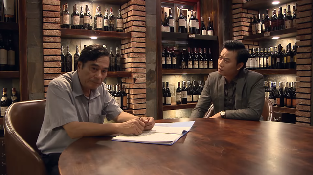Lựa chọn số phận - Tập 69: Tấn lật kèo dọa bỏ tù bố Trang - Ảnh 1.