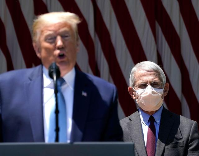 Anthony Fauci - Bác sĩ quốc dân của người Mỹ là ai? - Ảnh 5.