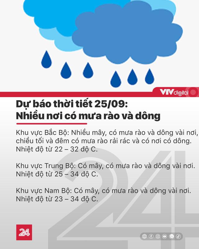 Tin nóng đầu ngày 25/9: Đà Nẵng trở lại hoạt động bình thường toàn thành phố - Ảnh 15.