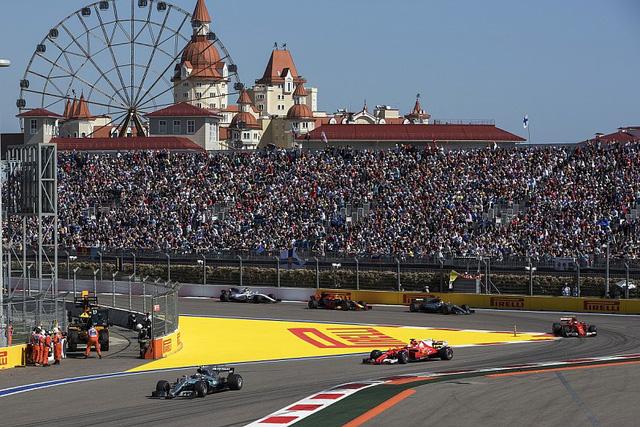 Vài nét về trường đua Sochi - nơi sẽ diễn ra chặng 10 mùa giải F1 2020 - Ảnh 1.
