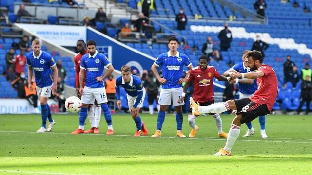 Dư âm trận Brighton 2-3 Man Utd: Chủ nhà lập kỷ lục về sự... đen đủi! - Ảnh 2.