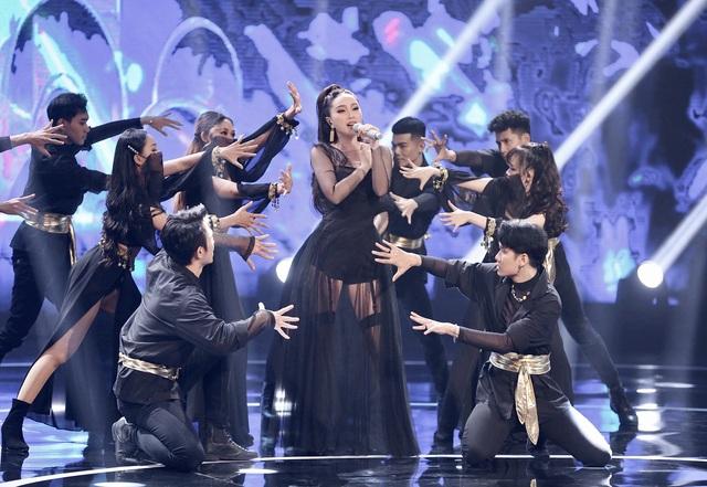 Cặp bài trùng Vương Khang - Bảo Thy hội ngộ tại Bài hát đầu tiên - Ảnh 1.