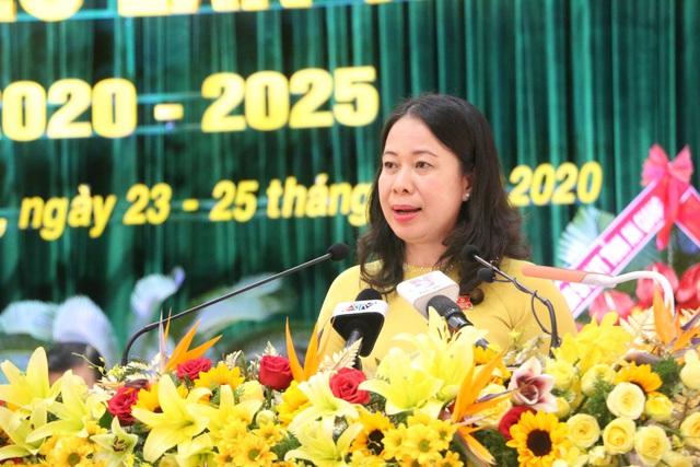 10/63 tỉnh, thành phố tổ chức thành công Đại hội Đảng bộ - Ảnh 4.